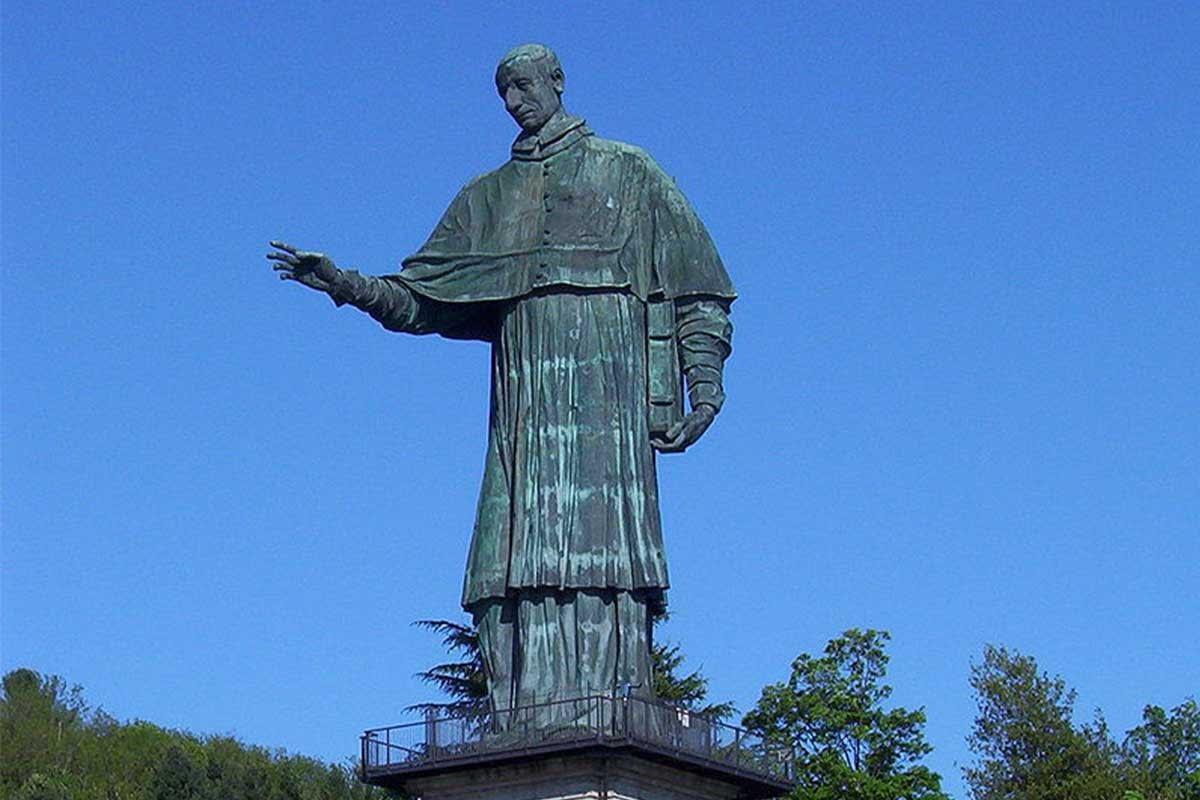 Colosso di San Carlo Borromeo